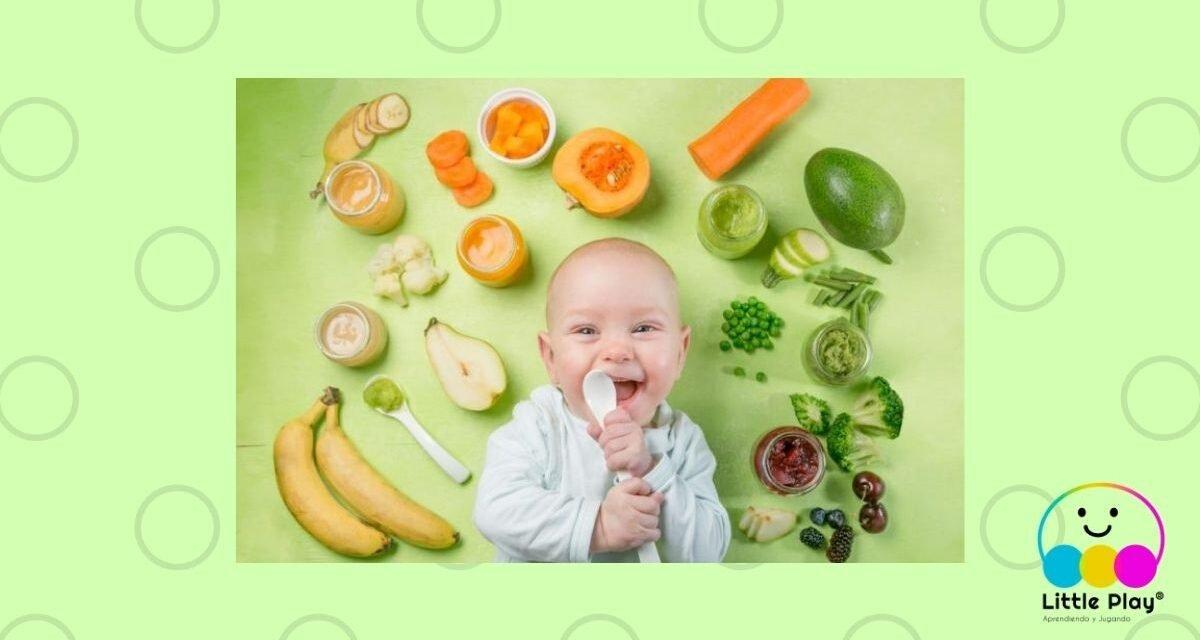 ¿Como debe ser la alimentación complementaria de tu bebé?